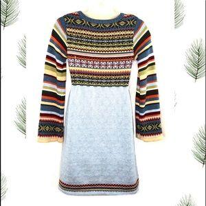 Hanna Andersson Dresses - Hannah Anderson  Girls 7  Long Sleeve Knit Dress
